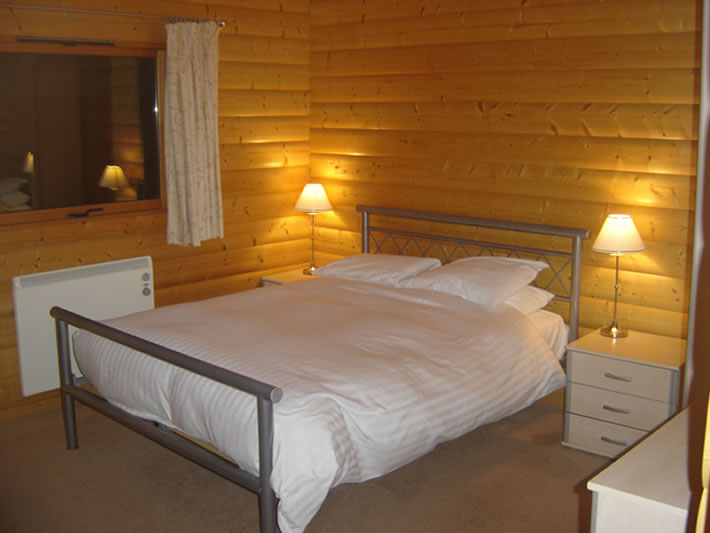 Fairways Lodge Bedroom